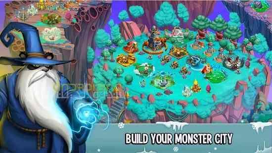 دانلود Monster Legends 5.0 بازی قهرمانان هیولا اندروید 3