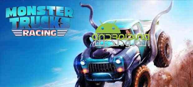 دانلود Monster Truck Racing 2.1.0 بازی مسابقات ماشین های هیولایی اندروید + دیتا 1