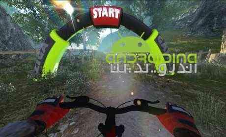 MTB DownHill Multiplayer – مسابقات دوچرخه سواری اندروید
