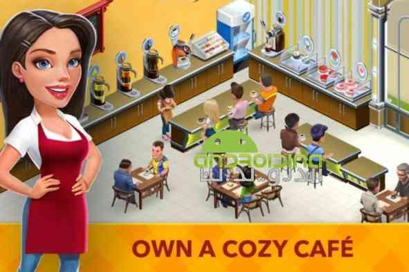 My Cafe Recipes & Stories – کافی من، دستورالعمل و داستان اندروید