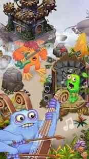 دانلود My Singing Monsters 2.1.3 بازی هیولاهای آوازخوان من اندروید 3
