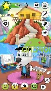 My Talking Dog 2 - Virtual Pet – سگ سخنگوی من 2، حیوان خانگی اندروید