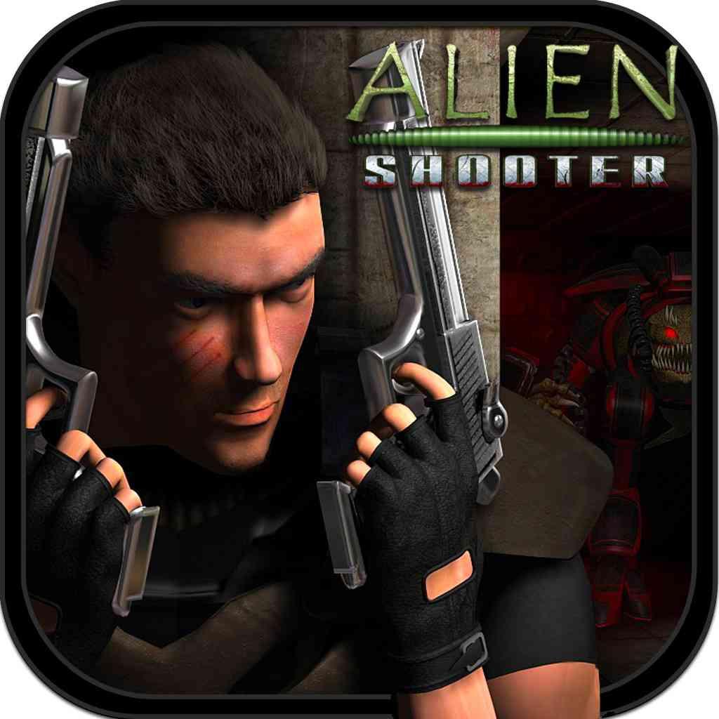 دانلود Alien Shooter v1.0.3 بازی کشتن بیگانگان
