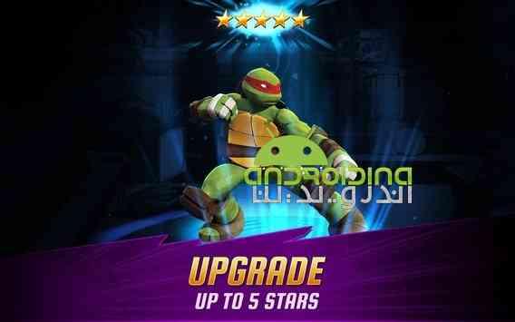 دانلود Ninja Turtles Legends 1.9.13 بازی افسانه لاکپشت های نینجا اندروید 4
