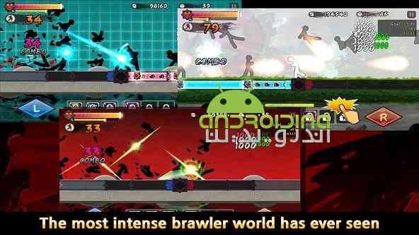 دانلود One Finger Death Punch 5.0.0 بازی مشت کشنده یک انگشتی اندروید 2