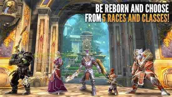دانلود Order & Chaos 2 3D MMO RPG 2.3.0q بازی سفارش و هرج و مرج 2 2