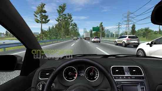 دانلود Overtake Traffic Racing 1.36 بازی رانندگی در ترافیک اندروید + دیتا 4