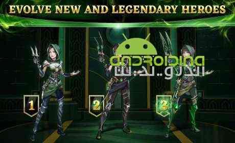 دانلود Oz Broken Kingdom 1.7 بازی اُز، امپراطوری شکست خورده اندروید + دیتا 2