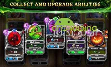 دانلود Oz Broken Kingdom 1.7 بازی اُز، امپراطوری شکست خورده اندروید + دیتا 3