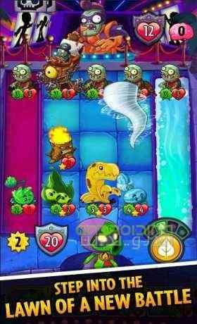 Plants Vs. Zombies Heroes – گیاهان در برابر زامبی ها، قهرمانان
