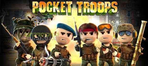 Pocket Troops – سربازان جیبی