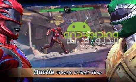 Power Rangers Legacy Wars – تکاوران قدرت، جنگ های افسانه ای اندروید