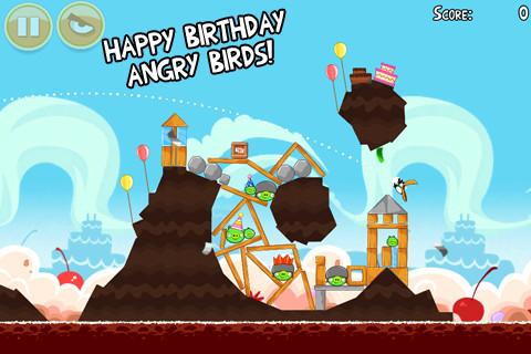 دانلود Angry Birds 7.5.0 بازی معروف پرندگان خشمگین اندروید 1