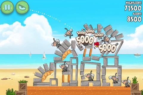 Angry Birds Rio | بازی انگری بیردز ریو