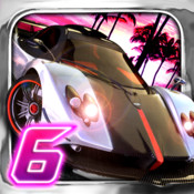بازی Asphalt 6: Adrenaline v1.3.3