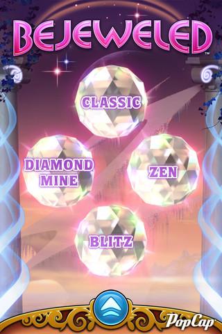 بازی Bejeweled v1.0 1