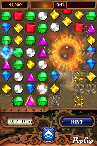 بازی Bejeweled v1.0 2