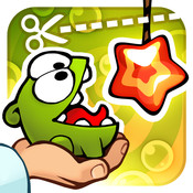 بازی Cut the Rope: Experiments v1.1.1