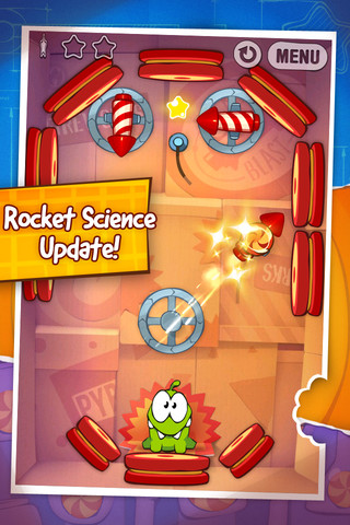 بازی Cut the Rope: Experiments v1.1.1 2