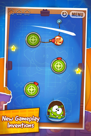 بازی Cut the Rope: Experiments v1.1.1 3