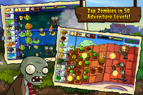 بازی Plants vs. Zombies v 1.9 2