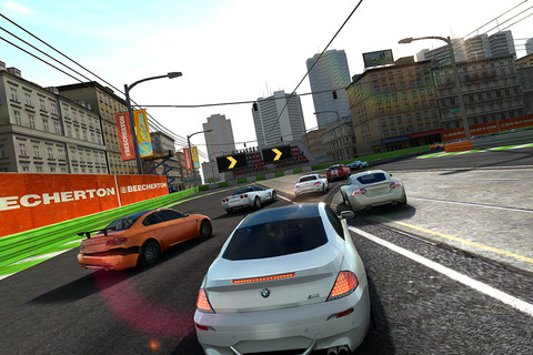 دانلود Real Racing 2 v000871 بازی فوقالعاده ماشین سواری اندروید 1