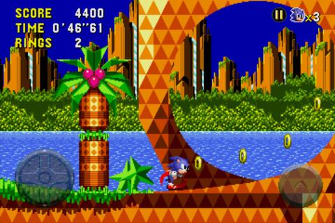بازی Sonic CD v1.0.1 2