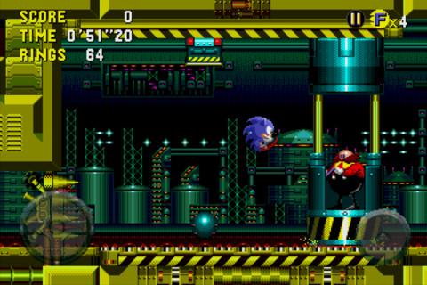 بازی Sonic CD v1.0.1 3