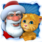 برنامه Talking Santa for iPhone v3.0.1