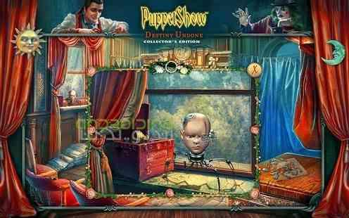Puppet Show Destiny Undone – نمایش عروسکی، سرنوشت ناتمام