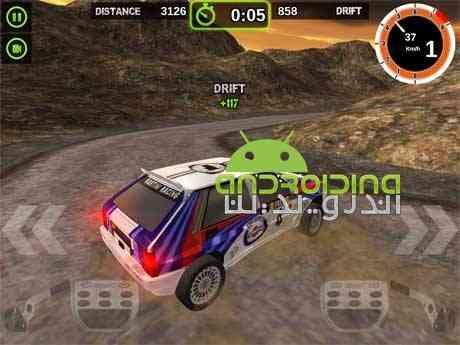 Rally Racer Dirt – مسابقات رالی کثیف اندروید