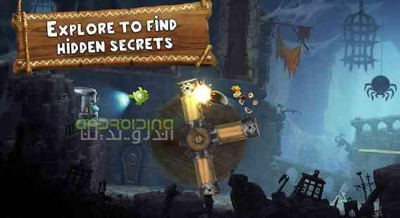 دانلود Rayman Adventures 2.4.2 بازی ماجراجویی ریمن اندروید 3