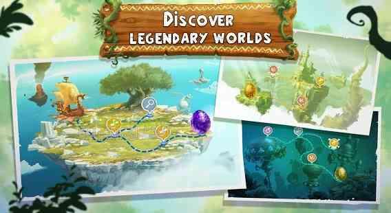 دانلود Rayman Adventures 2.4.2 بازی ماجراجویی ریمن اندروید 2