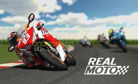 Real Moto – موتور واقعی