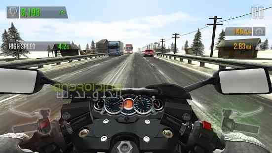 Traffic Rider – رانندگی در ترافیک