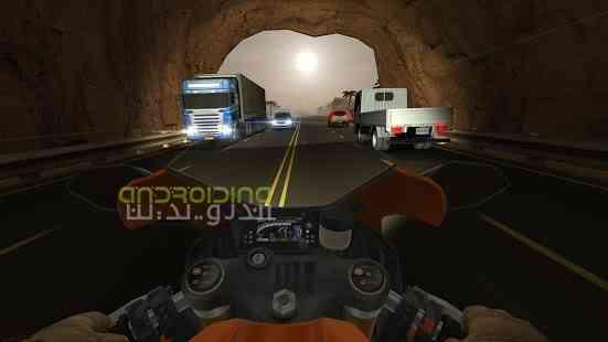 دانلود Traffic Rider 1.4 بازی رانندگی در ترافیک اندروید 3