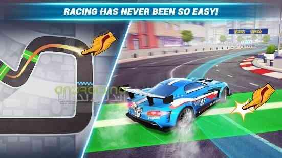 Ridge Racer Draw And Drift – بازی انلاین مسابقات ریج، دریفت و کشش