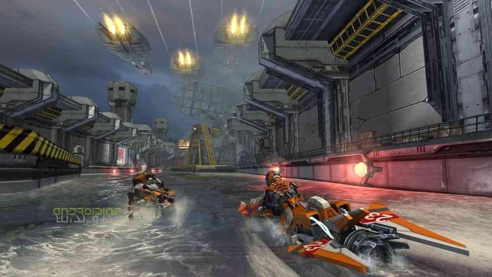 دانلود Riptide GP Renegade 1.2.0 بازی مسابقات جت آبی اندروید 3