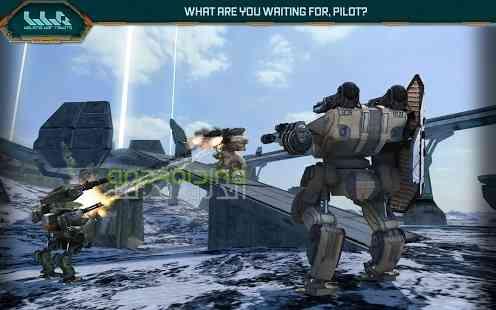 دانلود Walking War Robots 2.9.0 بازی حرکت ربات های جنگی اندروید 3