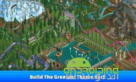 RollerCoaster Tycoon® Classic – سرمایه داران کشتی غلطان