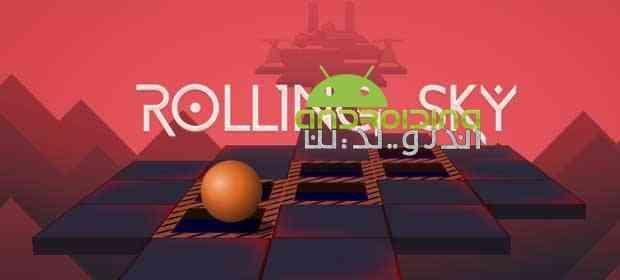 دانلود Rolling Sky 1.4.0.4 بازی آسمان غلتان اندروید 1