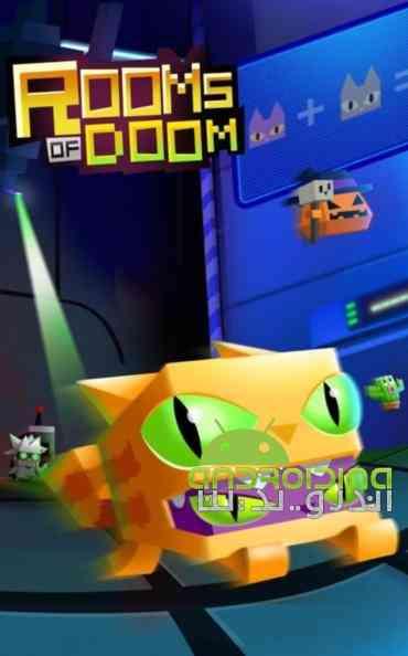 Rooms of Doom – اتاق های رستاخیز اندروید