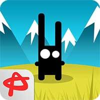دانلود Run Rabbit Run Free Platformer 1.3.46 بازی بدو خرگوش، بدو