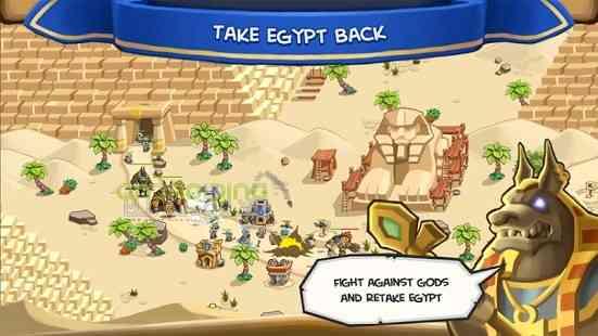 دانلود Empires of Sand TD 3.53 بازی انلاین امپراطوری ماسه اندروید 3