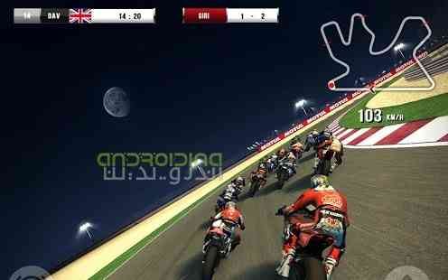 SBK16 Official Mobile Game – مسابقات موتور سواری 2016