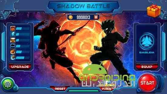 Shadow Battle – نبرد سایه ها