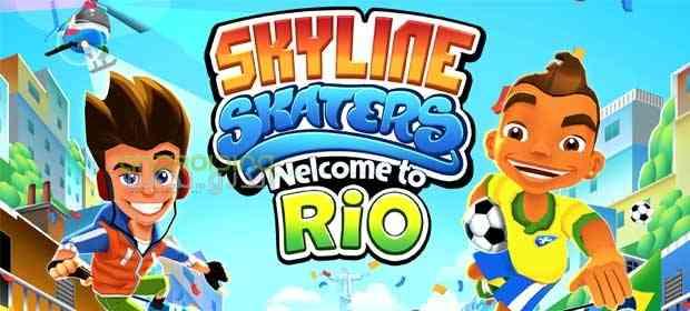 دانلود Skyline Skaters 2.16.0 بازی اسکیت بازان افق اندروید 1