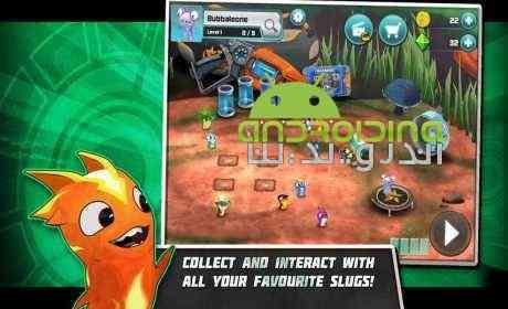 دانلود Slugterra Slug it Out 2 1.1.0 بازی اسلاگترا، بکشش بیرون 2 اندروید 3