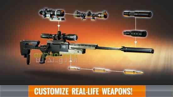 دانلود Sniper 3D Assassin 1.17.4 بازی قاتل اسنایپری اندروید 2