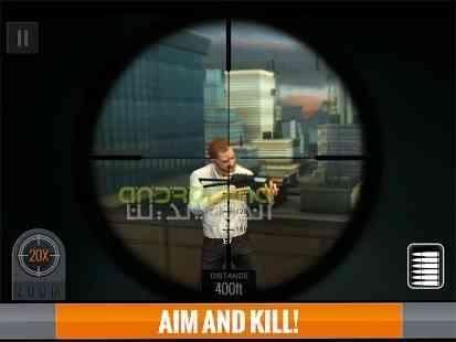 دانلود Sniper 3D Assassin 1.17.4 بازی قاتل اسنایپری اندروید 3